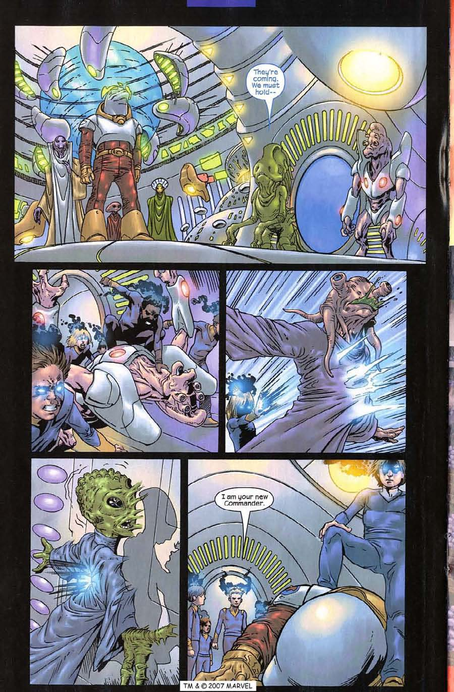 Read online Silver Surfer (2003) comic -  Issue #12 - 20