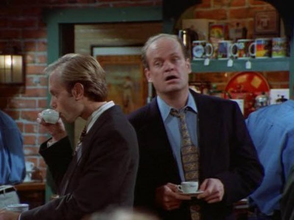 Frasier - Season 3 Episode 17: High Crane Drifter