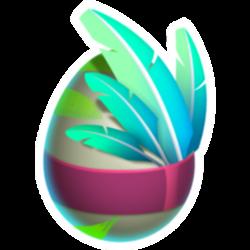 Drago mascherato (Uovo)
