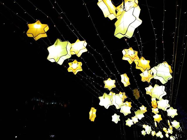 Sentier des Lanternes week end metz