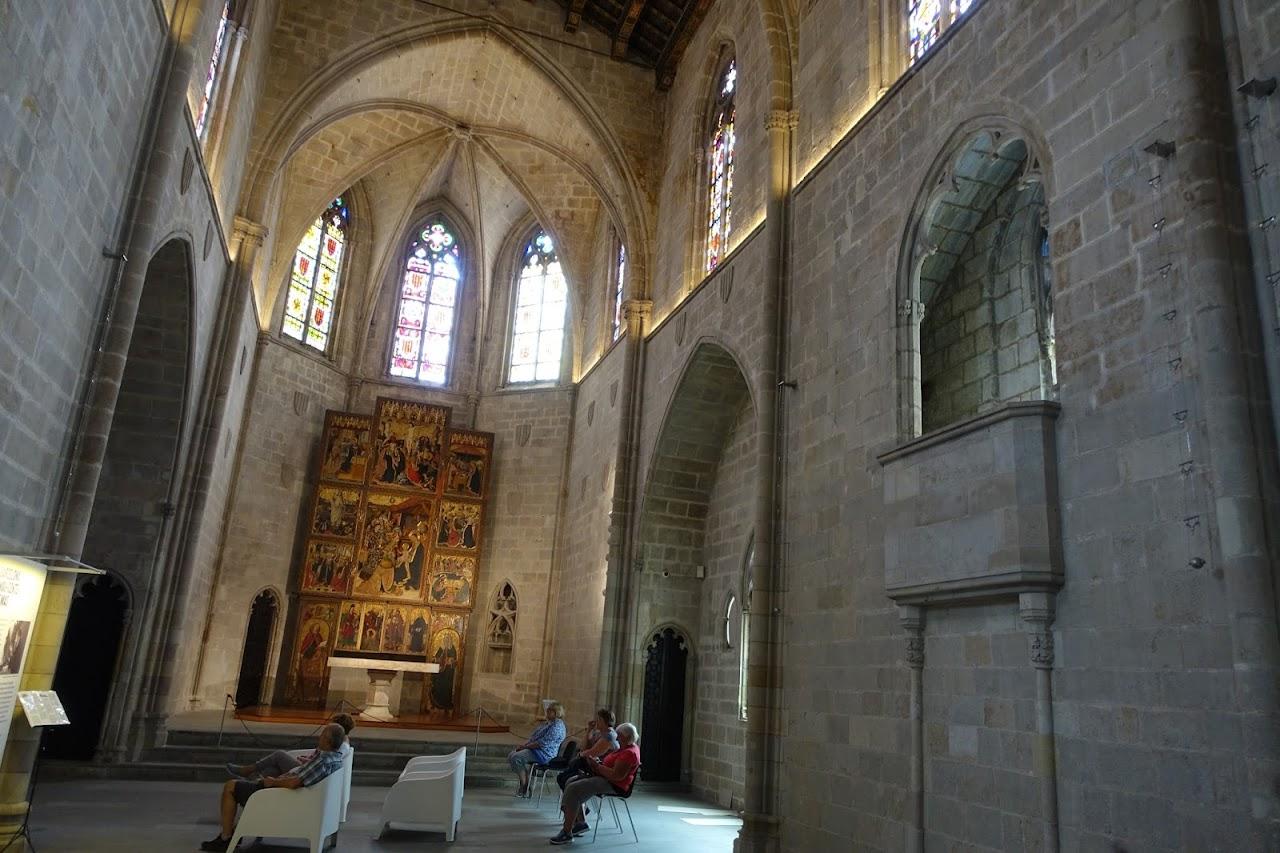 アガタ礼拝堂(La capella palatina de Santa Àgata)