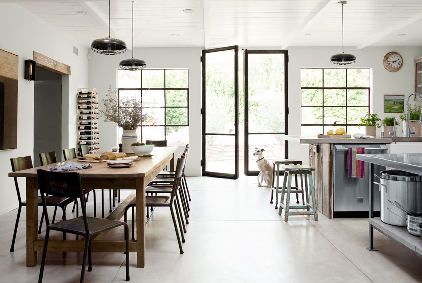 Charming renovation by Corbin Bernsen in Southern California