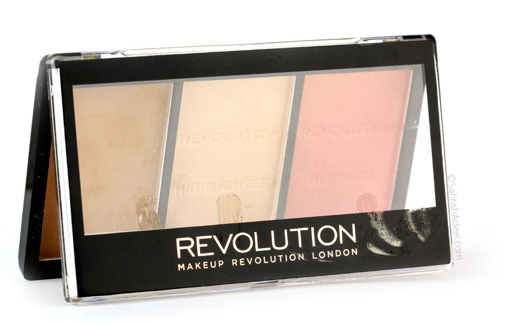 Travel & budget-friendly makeup products are what I started my blog for. Today I have the gorgeous Ultra Sculpt & Contour Kit by Makeup Revolution with ...
