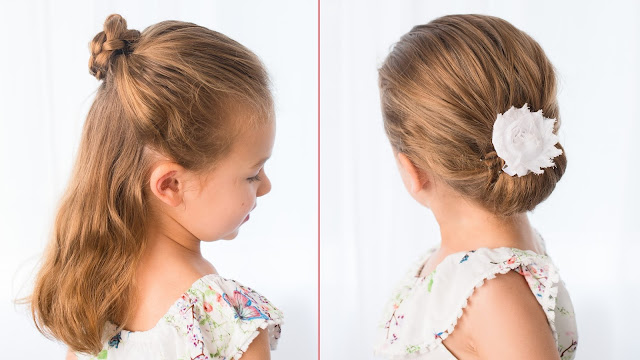 Kids School Hairstyles