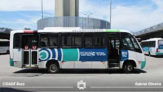 Imagem Terminal Rodoviário de Campo Grande