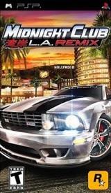 Midnight Club Los Angeles Remix PSP ISO