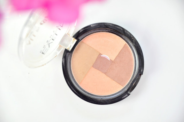 mozaikowy róż do policzków all in one highlighter blush
