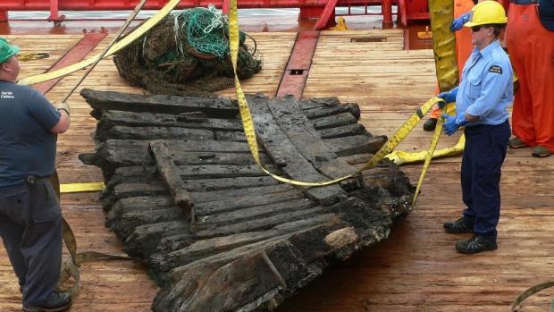 Canadian Coast Guard discovers shipwreck off Nova Scotia coast
