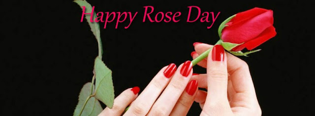 Facebook Cover Photo for Happy Rose Day 2018