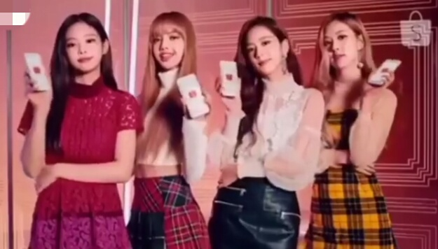 Nama Girl Band Korea Iklan Shopee Terbaru