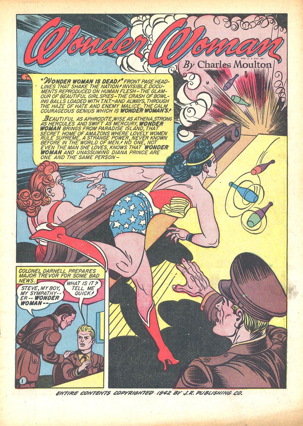 Read online Sensation (Mystery) Comics comic -  Issue #13 - 3