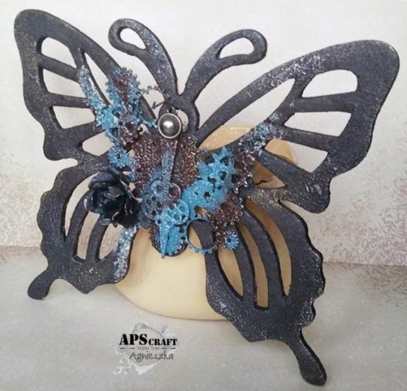 mediowy motyl