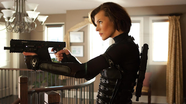 """Milla Jovovich volta à ação no teaser trailer de """"Resident Evil 6: O Capitulo Final"""""""