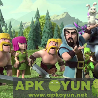 Clash Of Clans Magic S3 Hile Mod Apk indir Eylül 2017