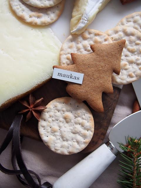 Joulukalenteri luukku 7. – Pikkujoulupöydän herkut