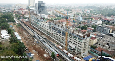 apartemen Mahata Margonda tidak cuma mempunyai nilai balik investasi yang menjanjikan