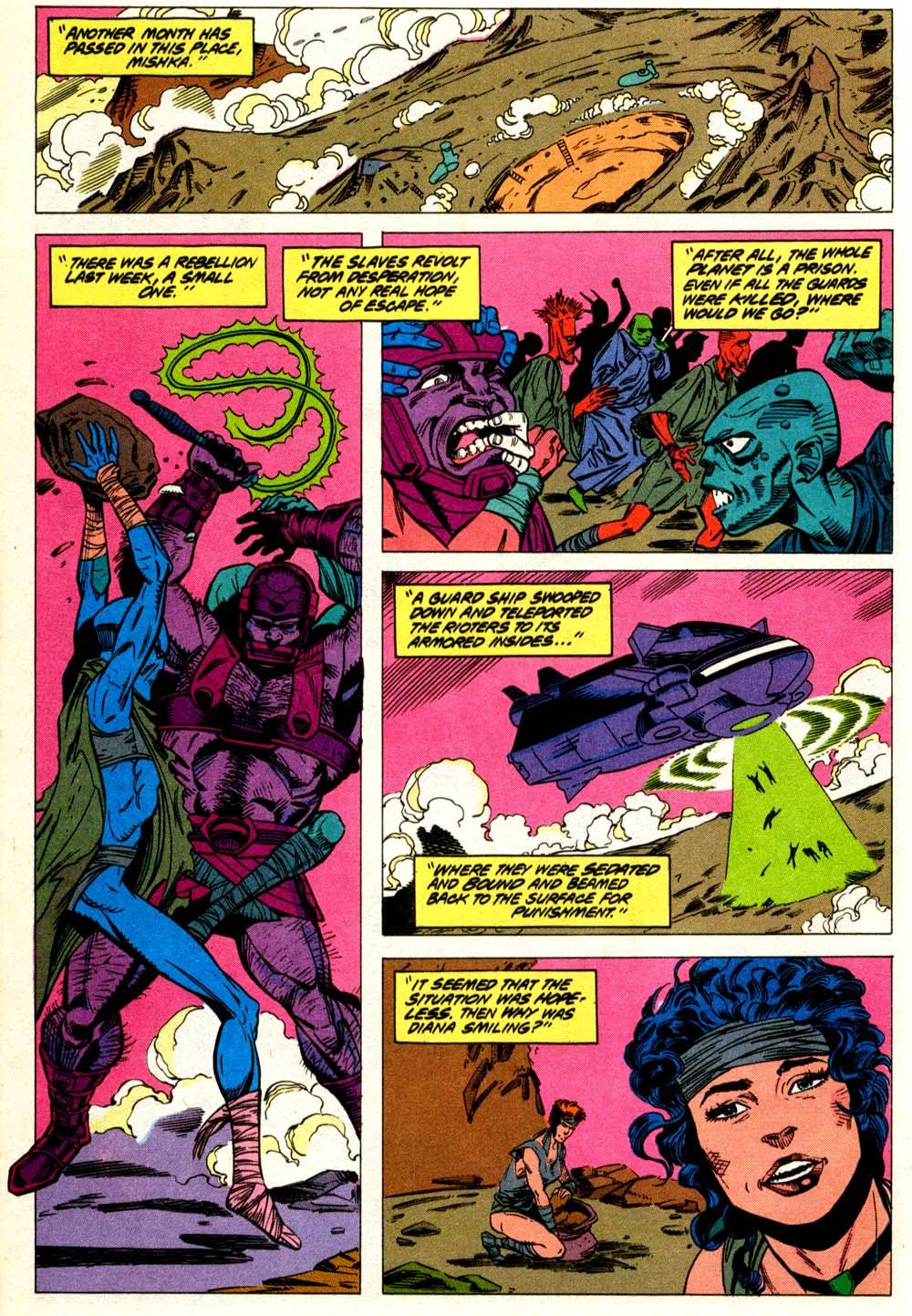 Read online Wonder Woman (1987) comic -  Issue #68 - 13