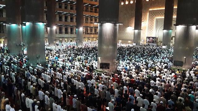 jihad, ramadhan, masjid istiqlal