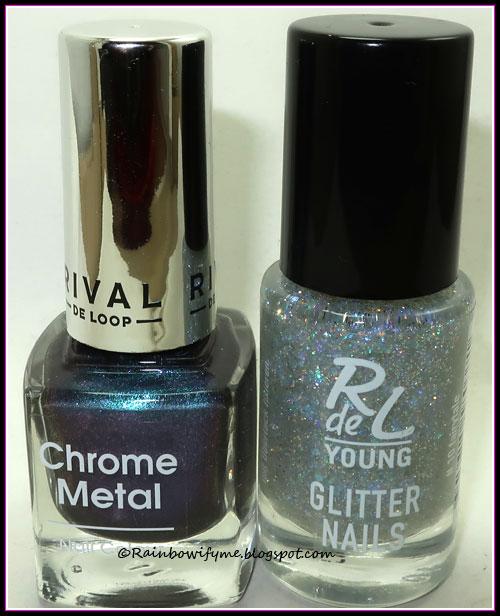 Rival de Loop ~ Chrome Metal #06 and Fairytale