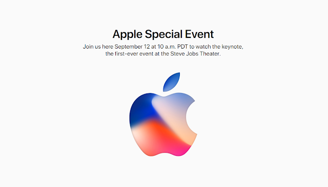 apple iphone8 launch event live