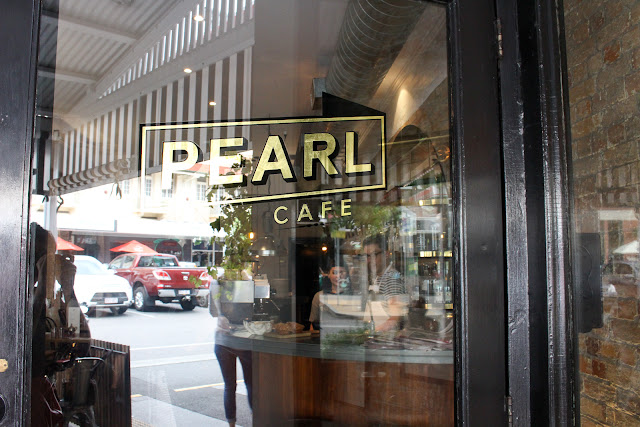 Cassie Cakes Review Pearl Cafe Woolloongabba