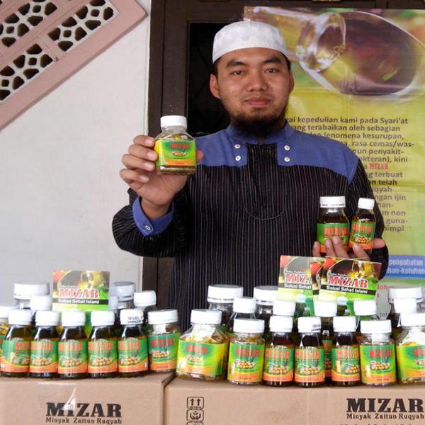 Manfaat minyak zaitun ruqyah mizar luar biasa agen mizar for Mizar youtube