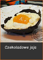 Czekoladowe jaja Przepisy święta Wielkanoc wesołych świąt jajko pisanka jak zrobić przygotować barwniki pomysł na dania Wielkanocne śledź post bezmięsne fit dania wegańskie mięso mechanik w kuchniblog kulinarny przepisy kulinarne you tube