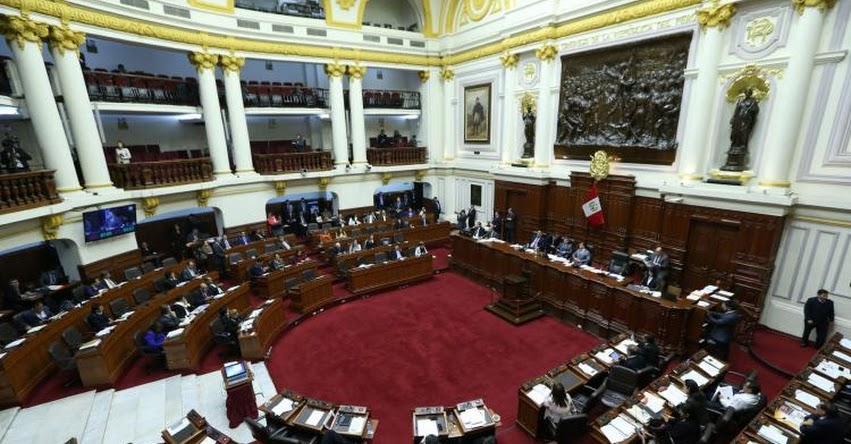 Congreso de la República otorgó facultades legislativas al Ejecutivo por 60 días