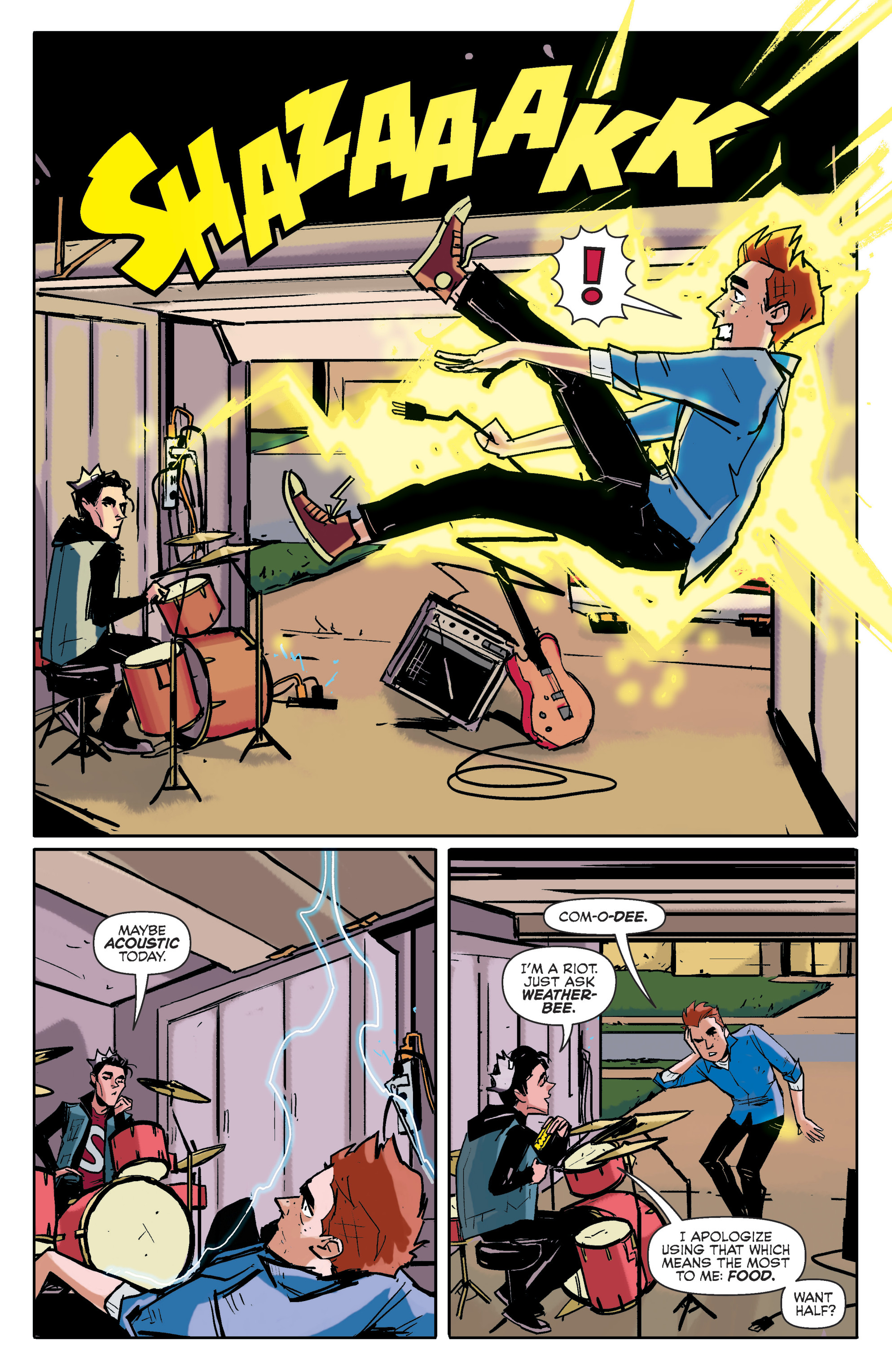 Read online Archie (2015) comic -  Issue #4 - 3