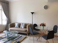 Saigon Pearl Topaz 2 cho thuê 86m2 | không gian phòng khách