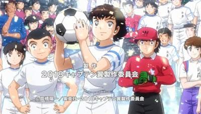 Inilah Keunggulan Anime Captain Tsubasa yang Hadir Kembali di Tahun 2018 www.guntara.com