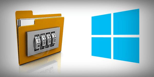 كيفية-قفل-الملفات-بكلمة-سر-بدون-برامج