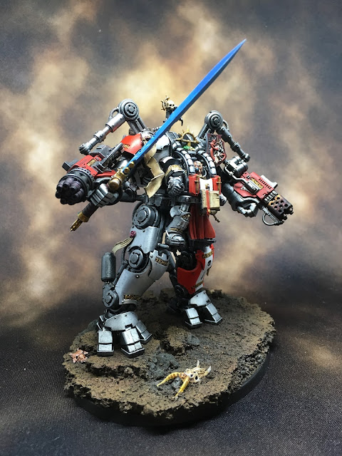 Grand Master in Nemesis Dreadknight week 2
