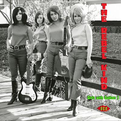 VA - Girls With Guitars