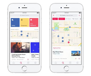 Events from Facebook app launches on iOS