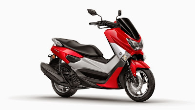 Fuel consumption Yamaha NMAX European Model