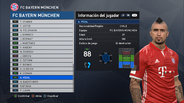 New TattooPack | 116 Tattoos | Pes2017 Pc | Released [10.01.2017]