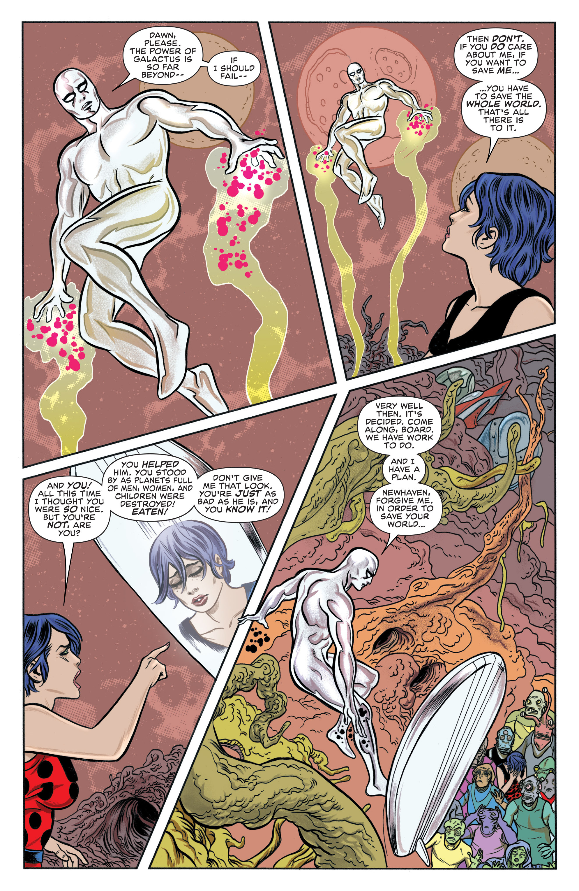 Read online Silver Surfer (2014) comic -  Issue #9 - 10