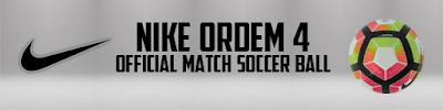 PES 2013 Nike Ordem 4 Official Match Soccer Ball