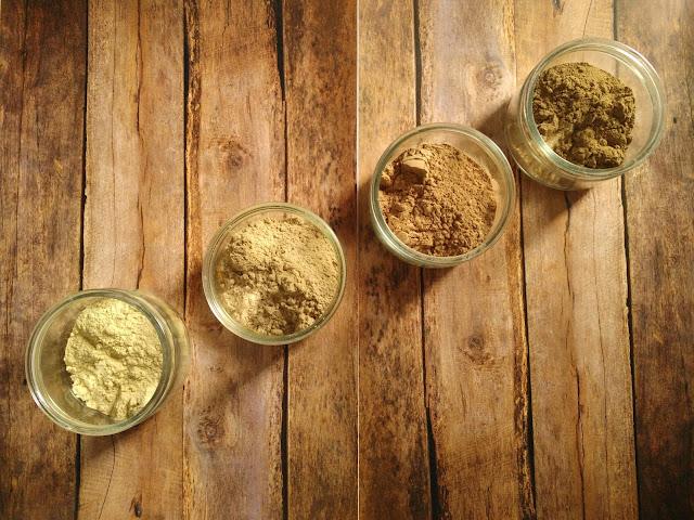 beauté naturel produits poudres ayurvédique soin lavage shampoing