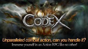 Codex The Warrior MOD APK