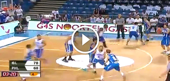 Gilas Pilipinas vs. Iceland (REPLAY VIDEO) 2015 Four Nations Cup