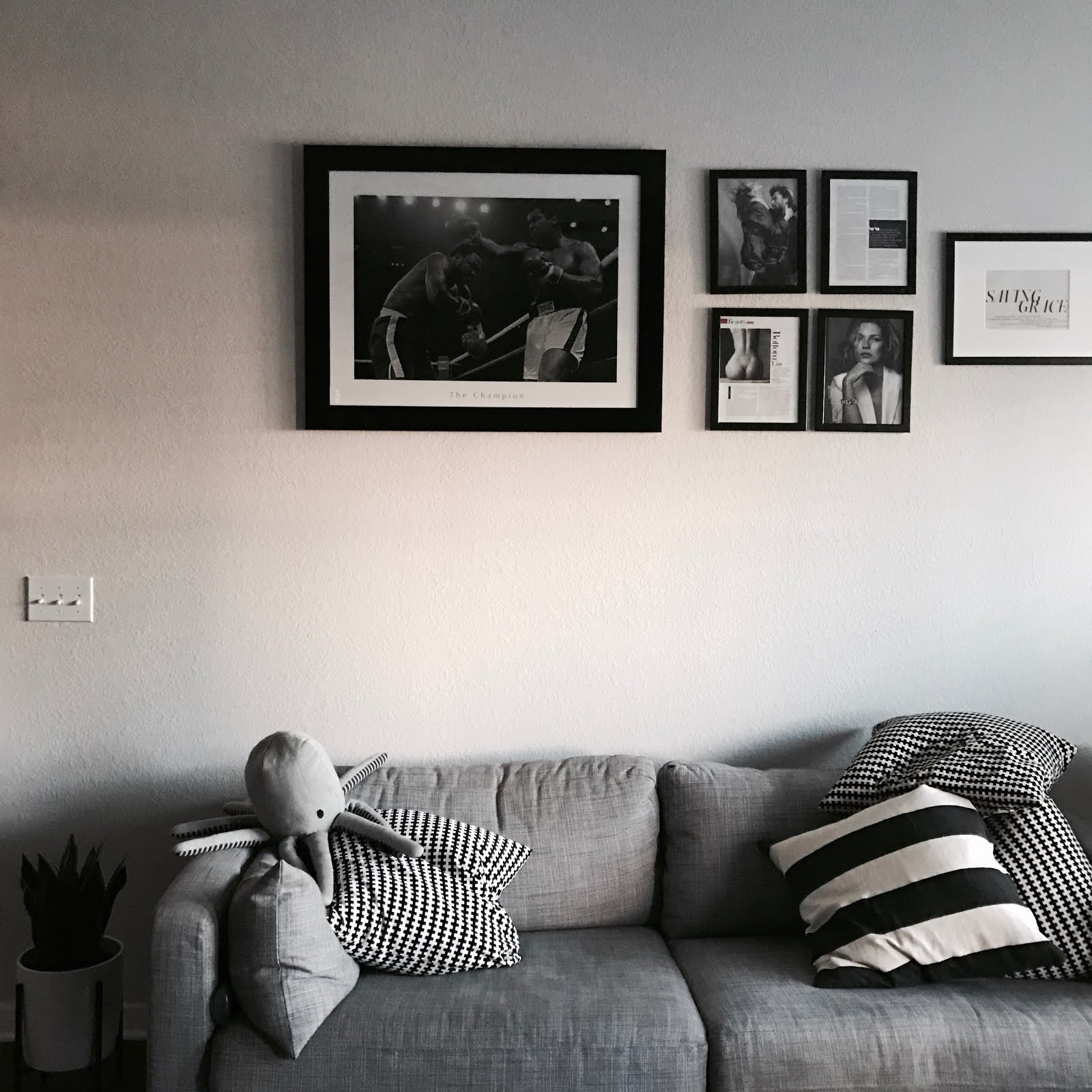 VG Space: The Gallery Wall