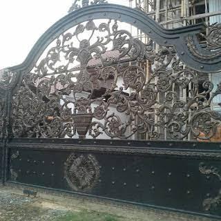 pagar tempa adalah pagar klasik