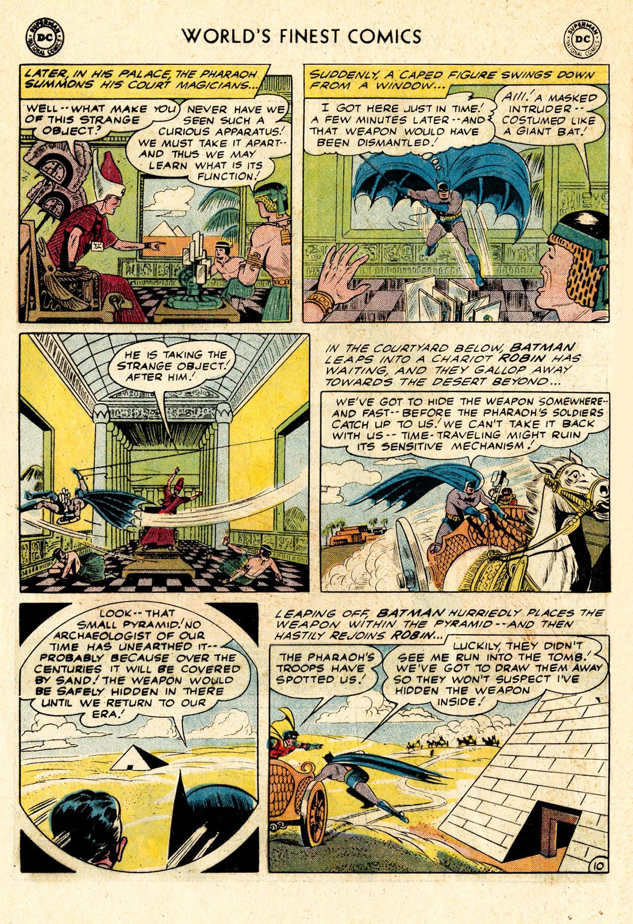 Read online World's Finest Comics comic -  Issue #107 - 12