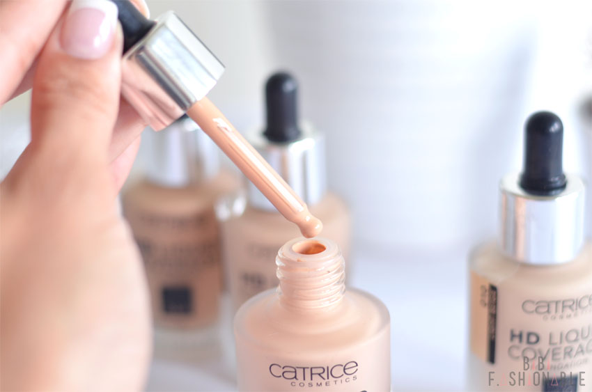 Catrice HD Liquid Coverage Foundation Pipette