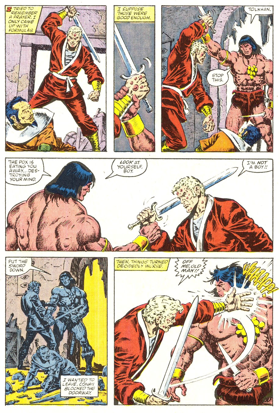 Conan the Barbarian (1970) Annual_11 Page 34