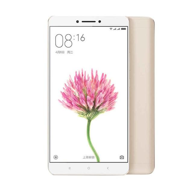 Xiaomi Mi Max - 5 Smartphone 2016 Terbaik Dibawah 3 Juta
