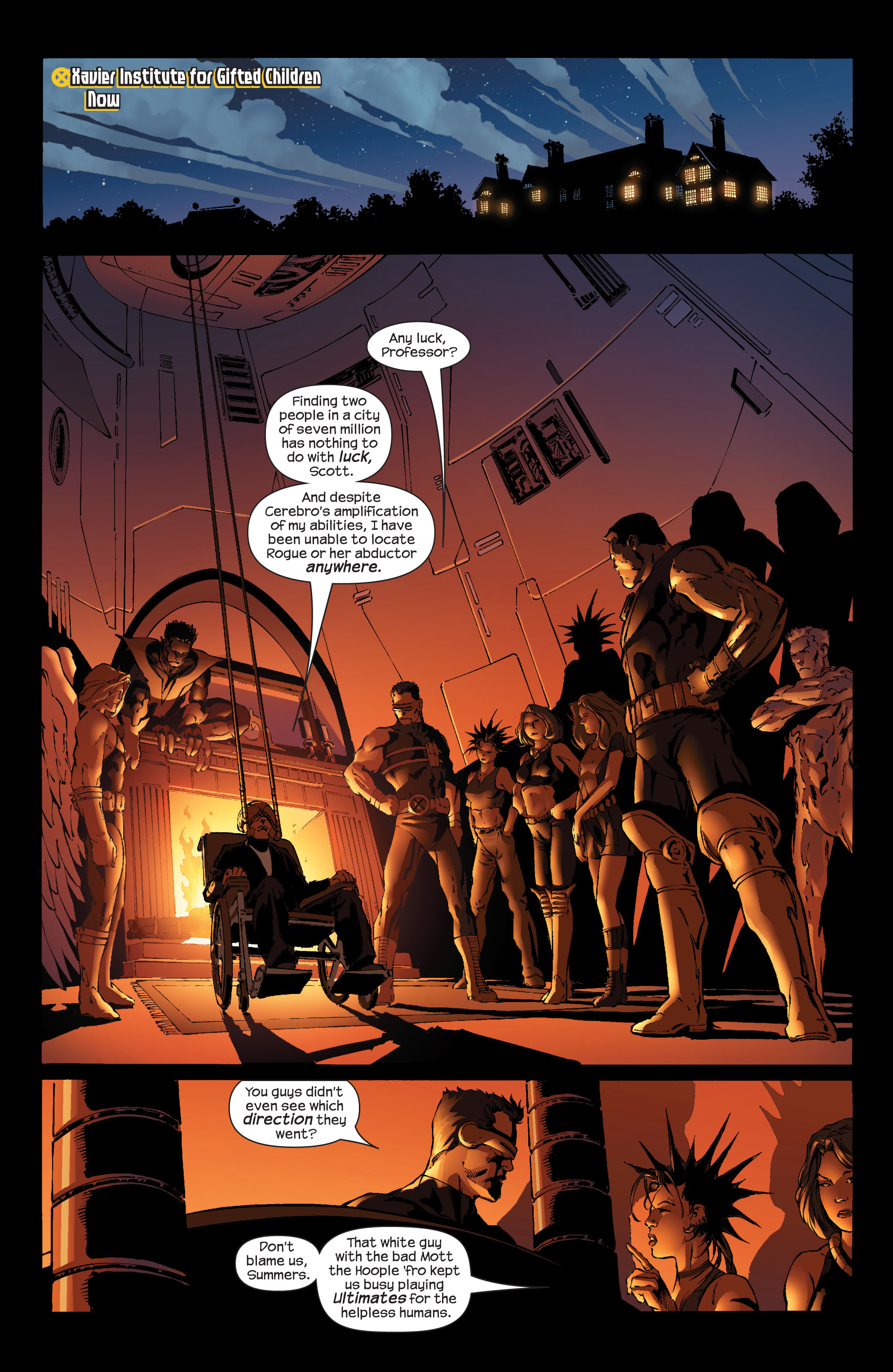 Read online Ultimate X-Men comic -  Issue #51 - 13