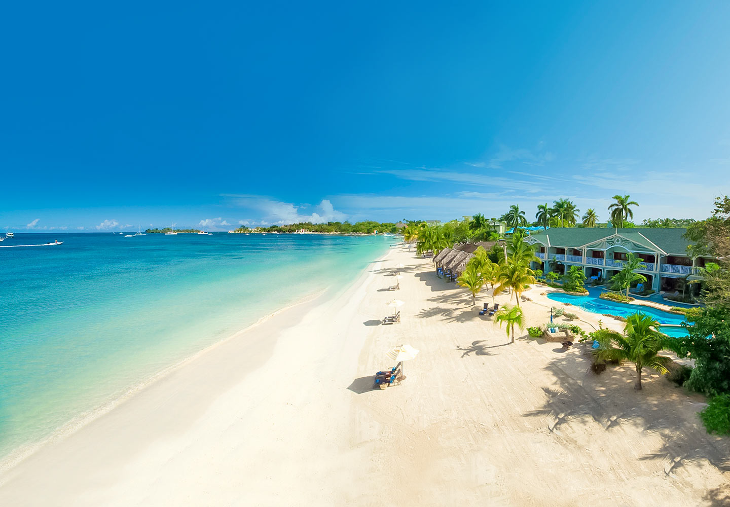 Sandals Negril Nude Beach